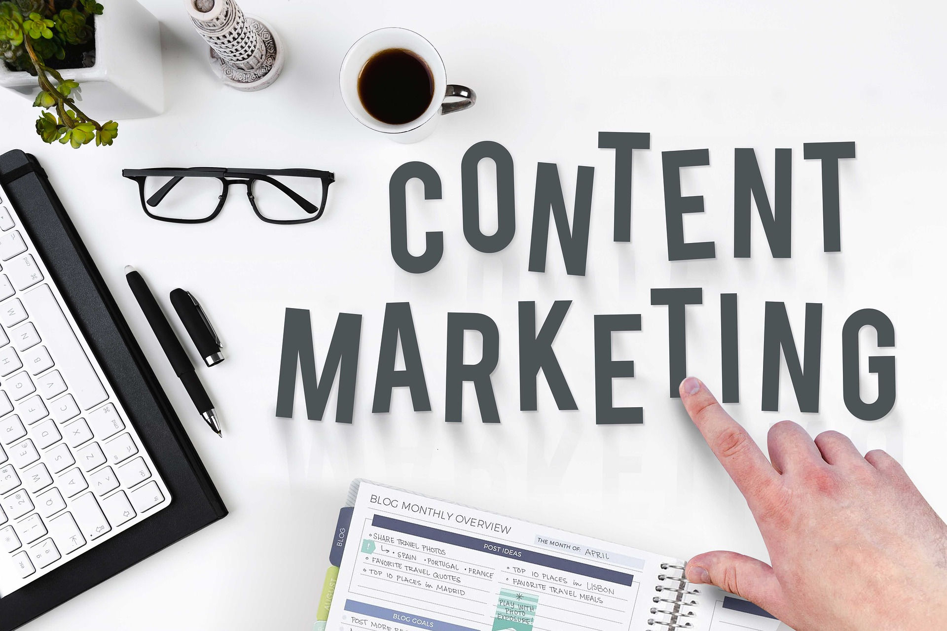 Content Marketing - Digital Marketing